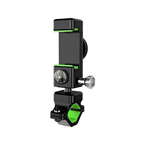 KPTKP Soporte para teléfono Motos, Bicicletas Soporte para teléfono móvil con función...