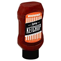 fancy ketchup  bottled by popular demand Two 20 oz bottles Whataburger original bottled by popular demand