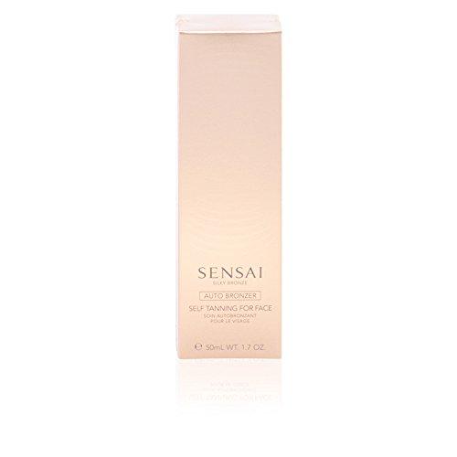 Kanebo Sensai Silky Bronze Self Tanning For Face Autobronceador - 50 ml