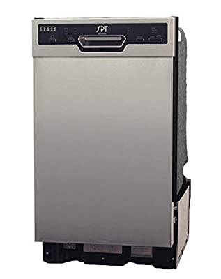 SD-9254SS: Energy Star 18? Built-In Dishwasher w/Heated Drying – Stainless