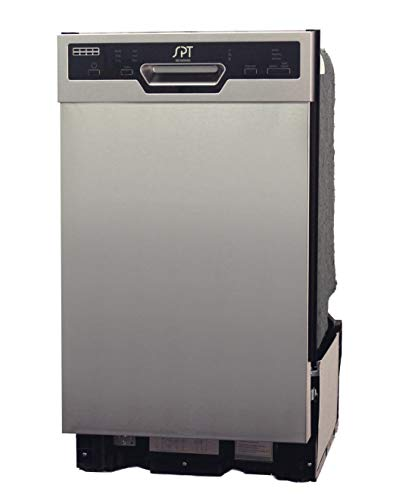 SPT SD-9254SS: Energy Star 18 w/Heated Drying - Stainless Built-in Dishwasher