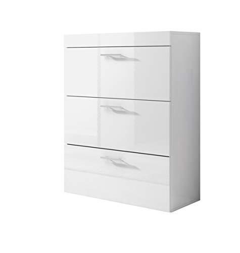 muebles bonitos Cómoda Dalia en Color Blanco