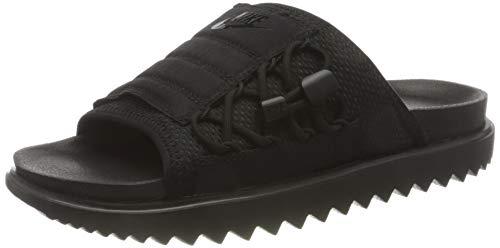 Nike Damen WMNS Asuna Slide Leichtathletik-Schuh, Black Black Black, 38 EU