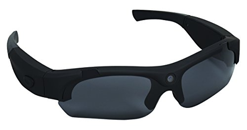 Hunters Specialties i-KAM XTREME VGA Video Eyewear, Flat Black