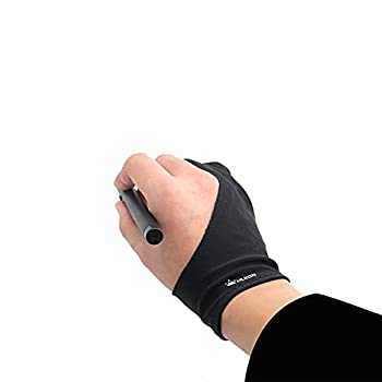Huion Artist Glove for Drawing Tablet  1 Unit of Free Size Good for Right Hand or Left Hand  - Cura CR-01