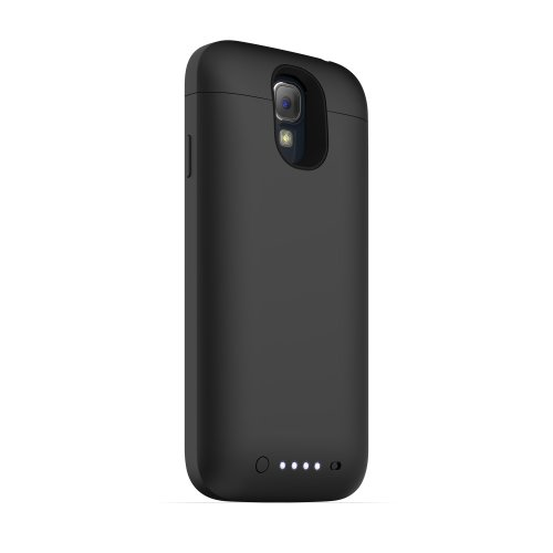 mophie juice pack for Samsung Galaxy S4 (2,300mAh) - Black