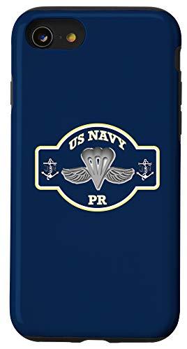 iPhone SE (2020) / 7 / 8 Aircrew Survival Equipmentman Rating Device Case