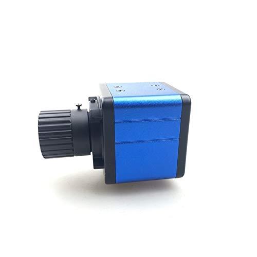 700TVL CCD 1/3 Sensor Effio-E 4140 + 811/810 OSD Menú Mini Caja Industrial Analógica CVBS Cámara Polea (Color: Lente 6 mm, Sistema de señal: NTSC)