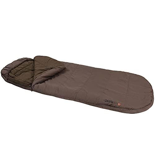 Fox Duralite 1 Season Sleeping Bag 78x202cm - Schlafsack zum Karpfenfischen, Anglerschlafsack, Decke für Angler, Sleepingbag, Anglerdecke