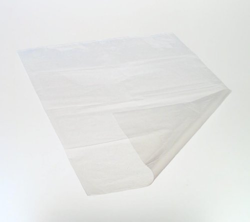 Qorpak BAG-09811 Polyethyleen Clear LDPE Open End Bag, 1.5 mil, 14