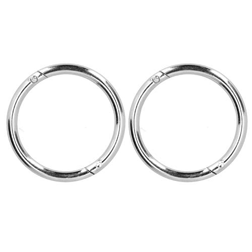 Cow Nose Ring, Cattle Nose Ring, Durable Carbon Steel Livestock for Farm