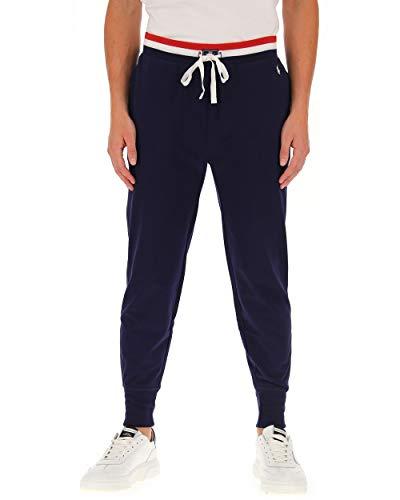 Ralph Lauren - Sport Jogginghose für Herren Marke Navy mit 3 Farben Taille 714687592005 - Marine, S
