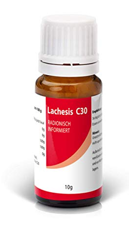 Lachesis C 30 Globuli 10g