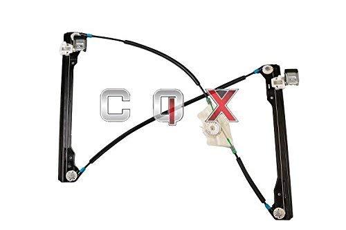 CQX Compatible Lève-vitre Electrique Avant Droite pour VW New Beetle 98-10 Non Cabriolet 2Portes 1C0837656C