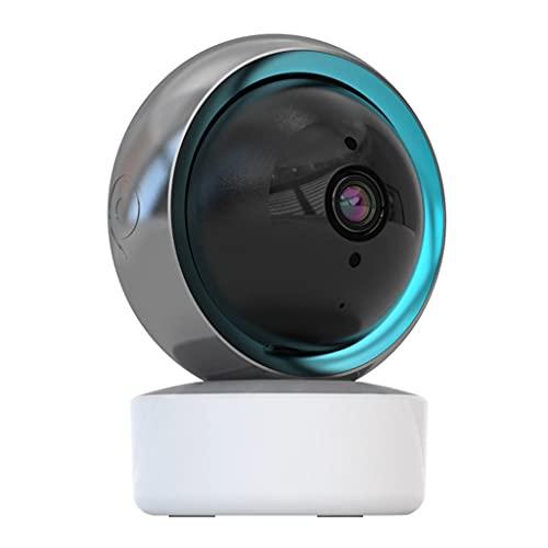 Generic Drahtlose WiFi-Kamera, Überwachungskamera, 1080P HD-Bewegungserkennung für den Innenbereich, 2-Wege-Audio-Nachtsicht-Smart-Wireless-Babyphone