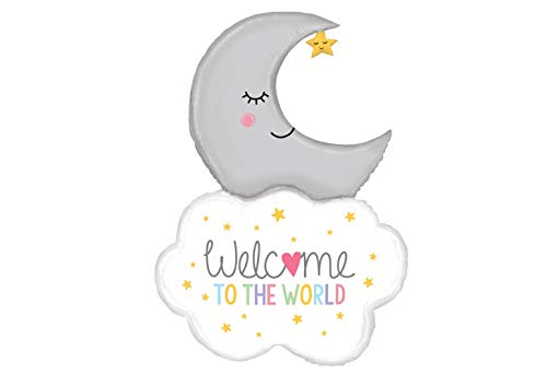 Welcome To The World Baby Moon 42