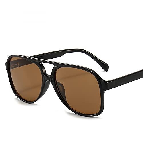 qazwsxedc Nuevas gafas de sol europeas y americanas, gafas de sol para hombre y mujer, gafas de sol