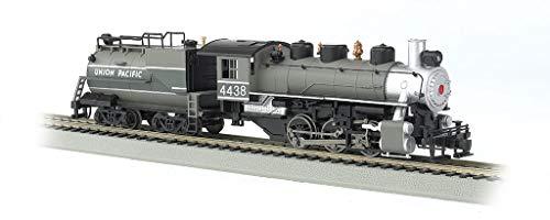 Bachmann Trains - USRA 0-6-0 w/Smoke & Vanderbilt Tender - Union Pacific #4438 - HO Scale