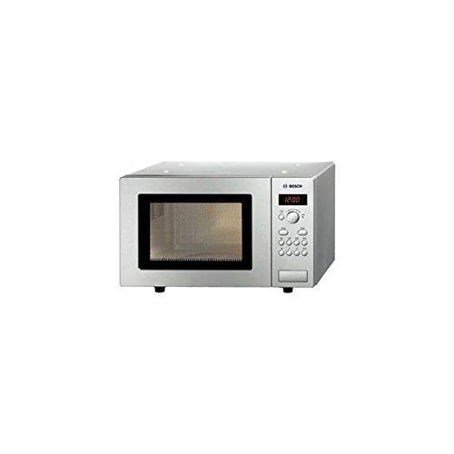 Bosch hMT75M451 micro-ondes en acier inoxydable