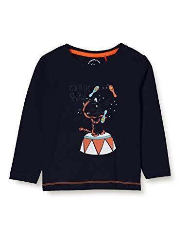 s.Oliver Junior Baby-Mädchen 405.10.008.12.130.2041491 T-Shirt, 5952, 92
