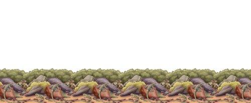 Generique - Décoration Murale Reptiles