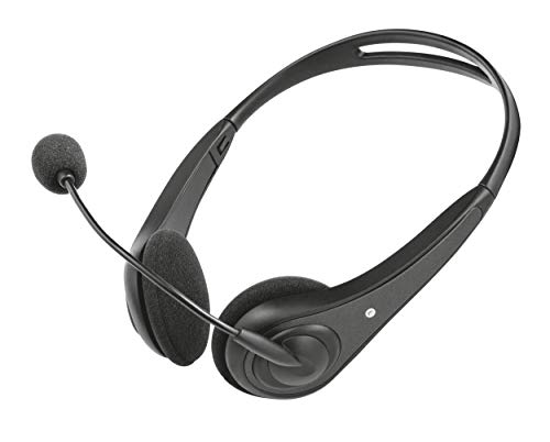 Trust InSonic Chat Headset with ...