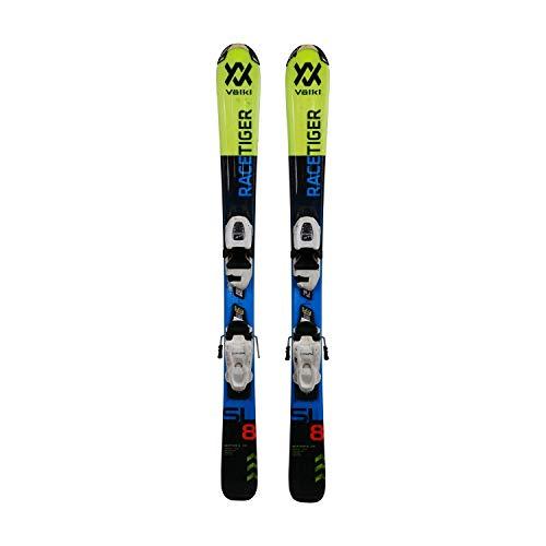 Volkl Ski für Junior racetiger SL + Befestigungen