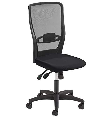 Prosedia Bürostuhl YOUNICO plus 8 Design, Synchronmechanik, schwarz