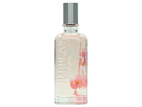 Replay your fragrance femme / woman, Eau de Toilette, Vaporisateur / Spray 60 ml, 1er Pack (1 x 60 ml)