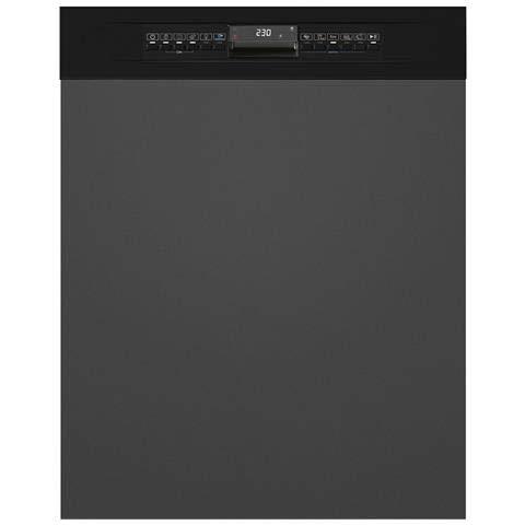 Smeg PL5335N Semi intégré 13places A+++ lave-vaisselle - Lave-vaisselles (Semi intégré, Taille maximum (60 cm), Noir, Tactil, LED, panier)