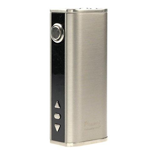 Eleaf iStick TC 40 W / 2600 mAh, Riccardo e-Zigarette - Akkuträger, silber gebürstet
