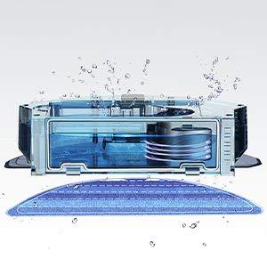 Proscenic El Tanque Agua Robot Aspirador 820S