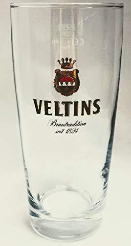 Veltins 0,3l Glas/Bierglas/Gläser/Bier/Biergläser/Brautradition seit 1924 / Pils/Gastro/Bar/Sammler / 6er Set