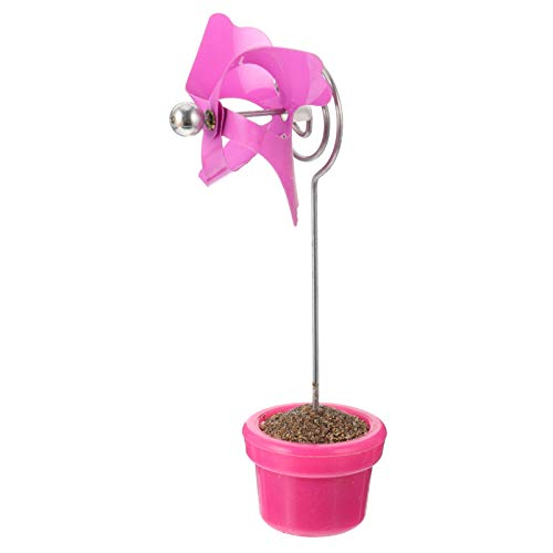 CLISPEED Porta-Número da Mesa Clipe para Fotos de Vaso de Flores Nome Do Moinho de Vento Suporte de Mesa de Casamento Clipes Porta-Nomes Rosados