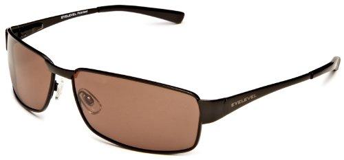 Eyelevel Accelerate 2 - Gafas de sol polarizadas para hombre, color gris, talla única