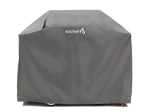 Sochef GC1000 Custodia Barbecue, Grigio, M