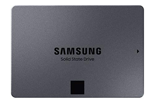 Samsung 860 QVO 1TB Solid State Drive (MZ-76Q1T0) V-NAND, SATA 6Gb/s, Quality and Value Optimized SSD