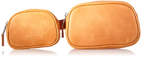 Liebeskind Berlin Umhängetasche, Jodie Belt Bag, Medium, golden amber