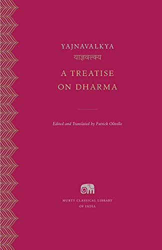 A Treatise on Dharma (Murty Classical Library of India, Band 20)