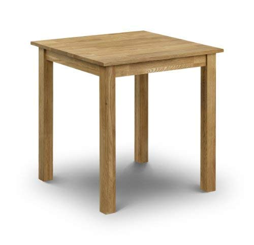 Julian Bowen Coxmoor Square Dining Table, Oak