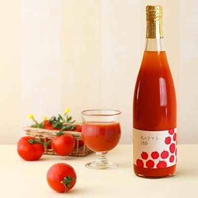 北海道 トマトジュース アニー 北のトマト160 健康・美肌に濃厚なミニトマトのパワー