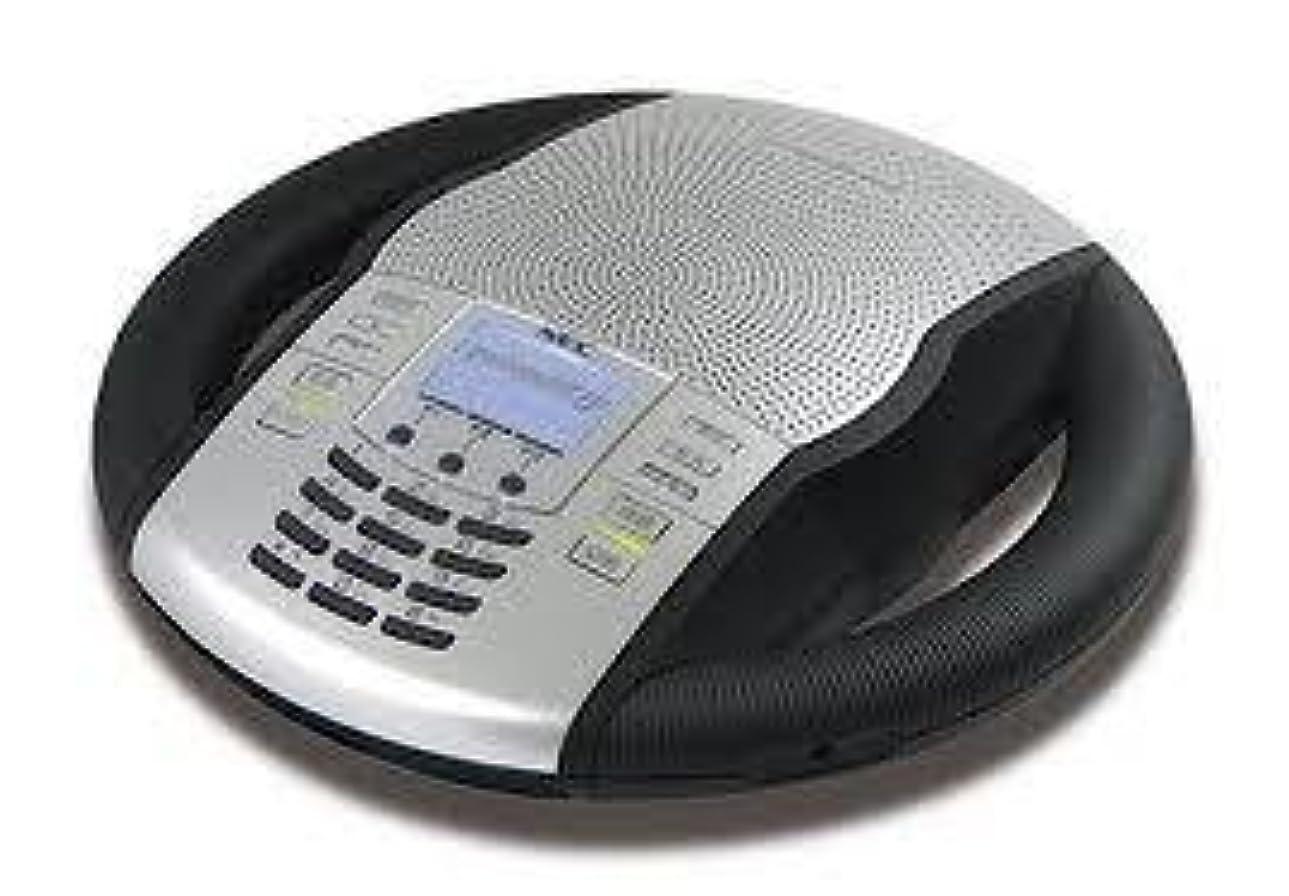 九時四十五分分岐する芸術的日本電気 音声会議システム VoicePoint IP (エントリーモデル) AEC-70