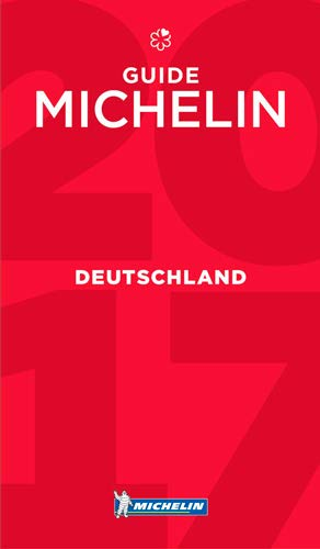 Michelingids Deutschland 2017 (Guides rouges Michelin)