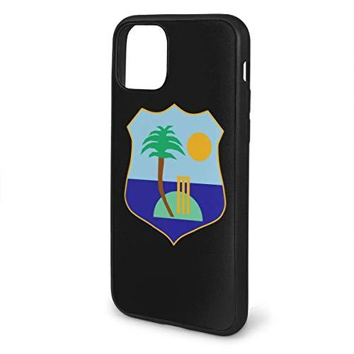ZARLAY Für iPhone 11 Hülle Westindische Inseln Cricket Board Flag Silikon Gel Gummi Schutzhülle Für iPhone 11