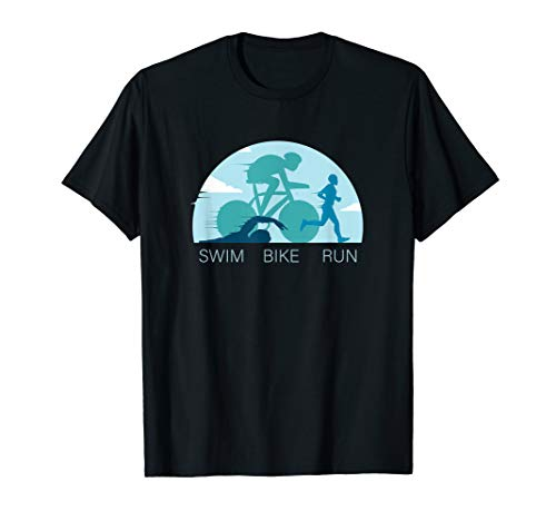 Cycling Triathlon Cyclist Triathlete Thanksgiving Gift T-Shirt