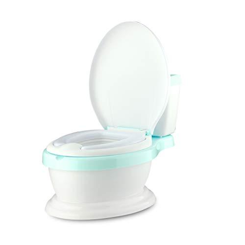 BTPDIAN Verhoog het aantal kindertoilet kind simulatie toiletstoel 1-3-6 jaar oud babypotje kinder-wc-bril