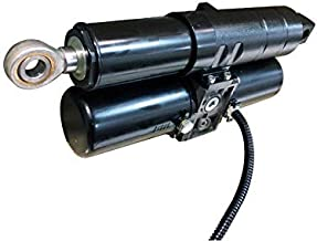 Linear Actuator Hydraulic 300mm Stroke 800kg Thrust 0.6L Tank for Machinery