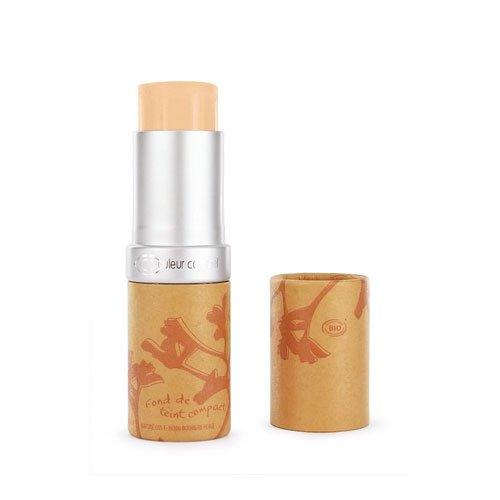 Couleur Caramel Compact Foundations Fond De Teint Compact 12 Light Beige - 10 Gr