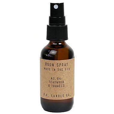 P.F. Candle Co. - No. 04: Teakwood & Tobacco Room Spray
