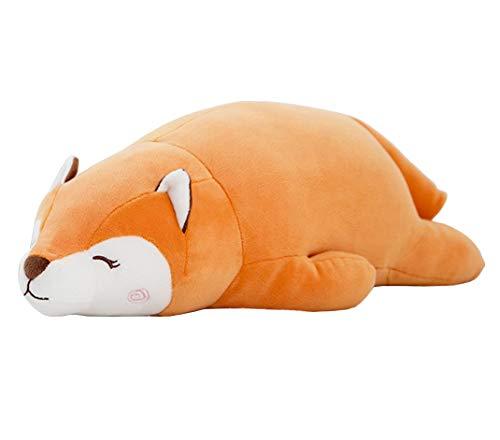 AOOPOO Children Pillows Toys Plush Pillow Fox Stuffed Animals Soft Toy Doll,Pillow Sofa Back, Home Decor